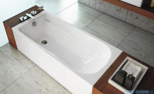 Koło Comfort Plus Wanna prostokątna 180x80cm bez uchwytów aranżacja