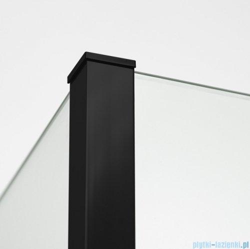 New Trendy New Modus Black kabina Walk-In 100x70x200 cm przejrzyste EXK-0066/EXK-0090