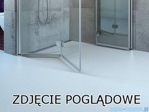 Radaway Essenza New Kdj kabina 120x75cm lewa szkło przejrzyste 385042-01-01L/384049-01-01