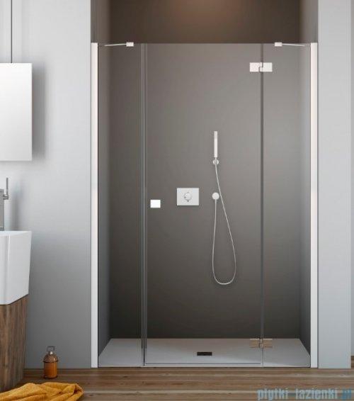 Radaway Essenza New DWJS drzwi wnękowe 120cm prawe szkło przejrzyste