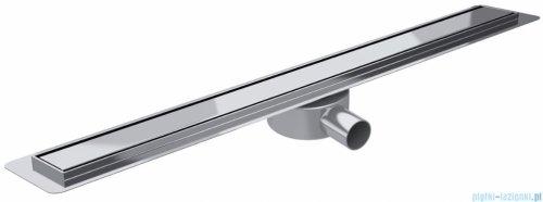 Wiper Premium Slim Mistral Odpływ liniowy 60 cm z kołnierzem