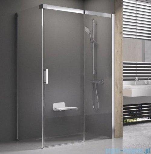Ravak Matrix MSDPS kabina prysznicowa 110x80cm prawa aluminium transparent 0WPD4C00Z1