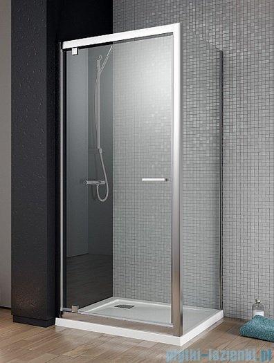 Radaway Twist DW+S Kabina prysznicowa 90x80 szkło brązowe