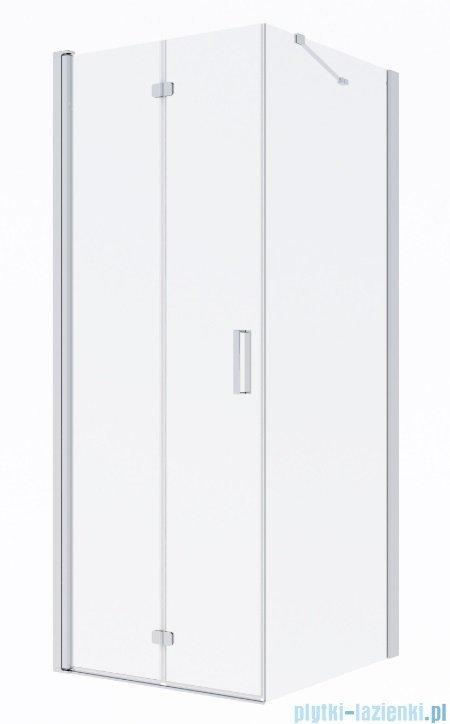 Oltens Trana kabina kwadratowa szkło przejrzyste 90x90 cm 20004100