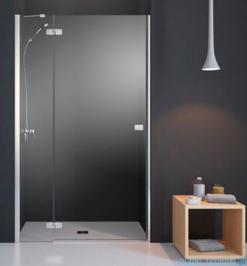 Radaway Fuenta New Dwj drzwi wnękowe 110cm lewe szkło przejrzyste