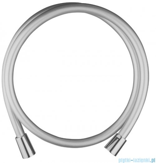 Oltens Driva EasyClick Alling 60 zestaw prysznicowy  chrom/biały 36001110