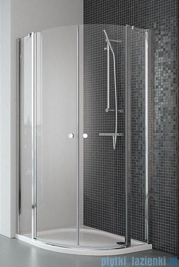 Radaway Eos II PDD kabina prysznicowa 100x90 szkło przejrzyste