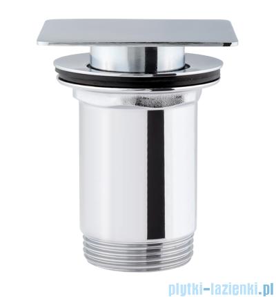 Omnires korek klik-klak do syfonu umywalkowego chrom Q706CR