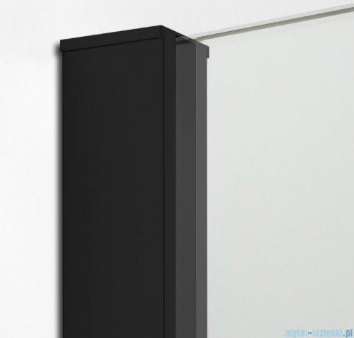 New Trendy New Modus Black kabina Walk-In 160x100x200 cm przejrzyste EXK-1300