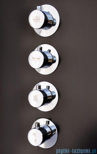 Corsan Akoja panel natryskowy z termostatem A-025T POMALUJ GO SAM
