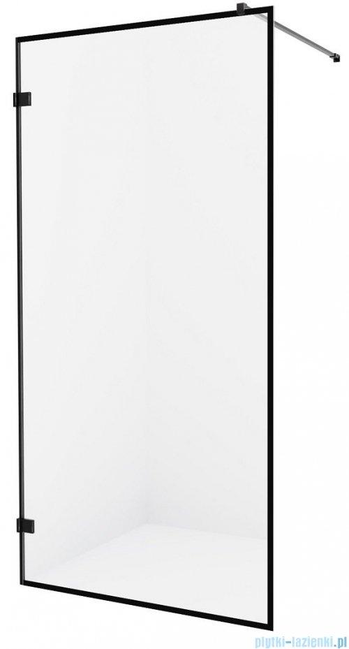 New Trendy Avexa Black kabina Walk-In 80x200 cm przejrzyste EXK-2049