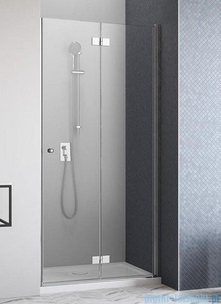 Radaway Essenza New Dwb drzwi wnękowe 80cm prawe szkło przejrzyste 385075-01-01R