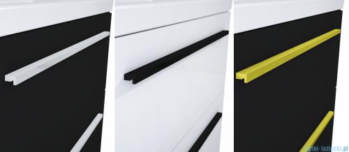 Elita Kwadro Plus szafka podumywalkowa 80x26x40cm biały połysk 166731