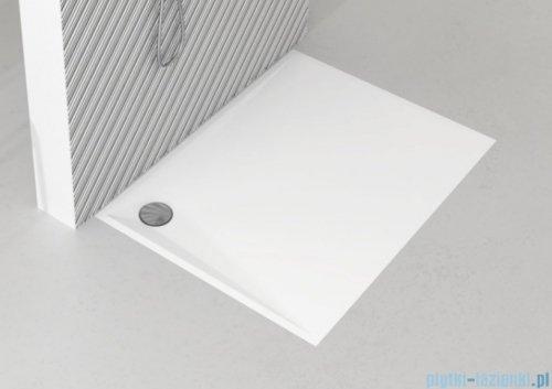 Schedpol Schedline Libra Smooth White brodzik prostokątny 100x90x3cm 3SP.L1P-90100