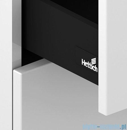New Trendy Notti szafka umywalkowa 60 cm biały połysk ML-9060