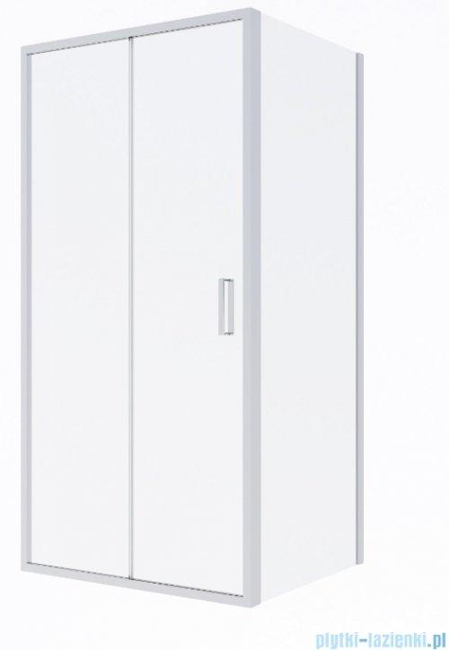 Oltens Fulla kabina prysznicowa prostokątna szkło przejrzyste 100x80cm 20202100