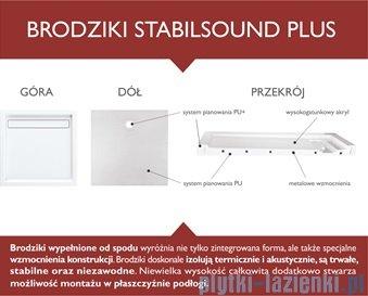 Schedpol Corrina Brodzik luksusowy, płytki 100x100x3/6cm 3.065