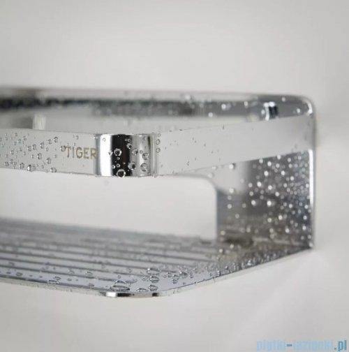 Tiger Caddy Prostokątny koszyk prysznicowy mały chrom 14000.3.03.46
