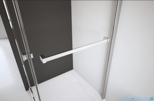 Radaway Modo New IV kabina Walk-in 130x90 szkło przejrzyste 389634-01-01/389094-01-01
