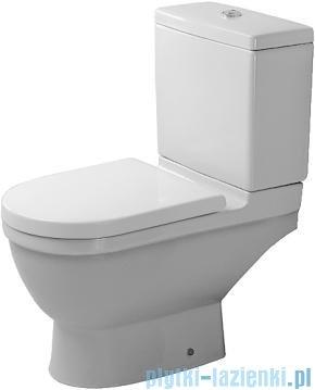 Duravit Starck 3 miska toaletowa stojąca lejowa 360x655 012609 00 00