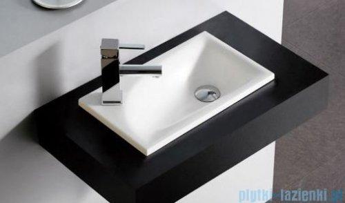 Bathco Somo umywalka 42x25cm wpuszczana 0546