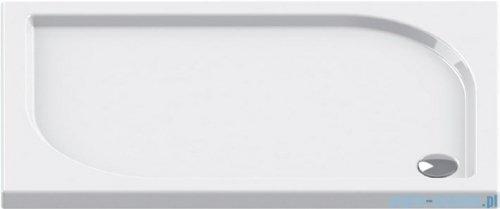 New Trendy Ideo brodzik prostokątny na podstawie styropianowej 120x80x5cm