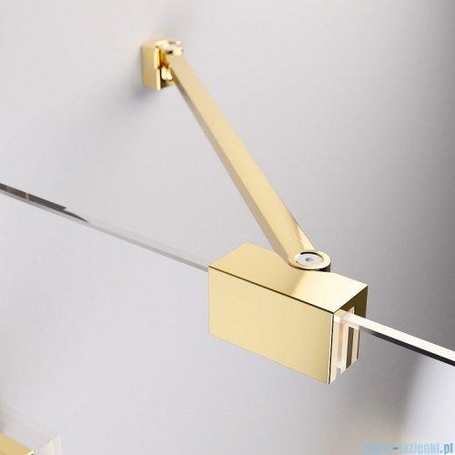 Radaway Essenza Pro Gold Kdj kabina 120x75cm prawa przejrzyste 10097120-09-01R/10098075-01-01