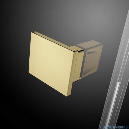 Radaway Essenza Pro Gold Kdj kabina 90x120cm lewa przejrzyste 10097090-09-01L/10098120-01-01