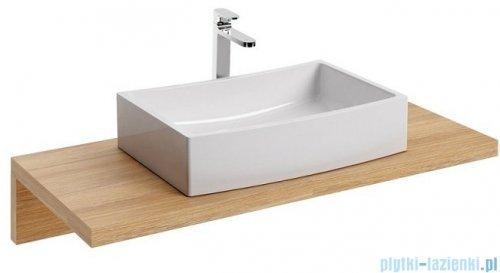 Ravak Formy blat pod umywalkę L 1000 dąb X000000834