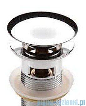 Deante Click-Clack korek okrągły, z przelewem NHC 010B