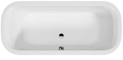 Sanplast Basic Line WOW/BASIC wanna owalna 180x80 cm 610-450-1080-01-000