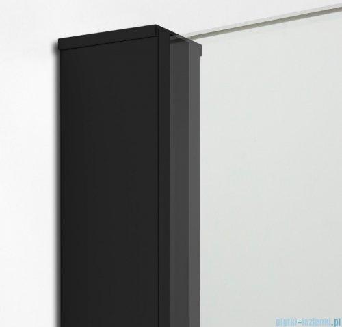 New Trendy New Modus Black kabina Walk-In 120x80x200 cm przejrzyste EXK-1286