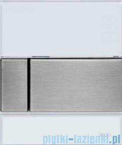 Przycisk pisuarowy Tece Square stal szczotkowa 9242801