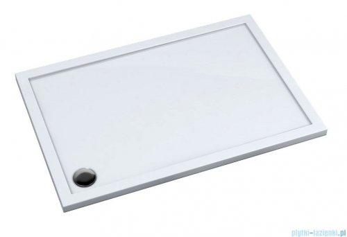 Schedpol Corrina New brodzik prostokątny z SafeMase 100x90x4cm 3.4345