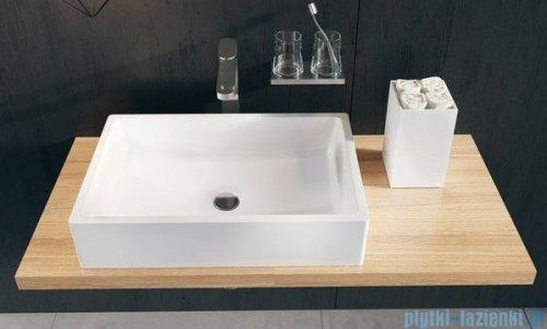 Ravak Formy 01 umywalka nablatowa 60x39cm bez przelewu XJL01260000