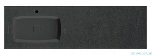 Vayer Citizen Leo K lewa 121x50cm umywalka strukturalna kolor 02