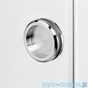 New Trendy Porta kabina prostokątna 100x80x200cm prawa przejrzyste EXK-1046/EXK-1109