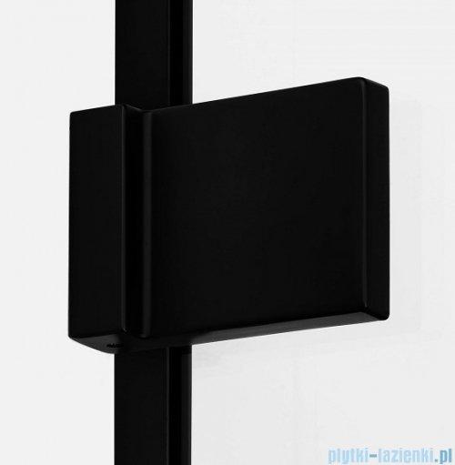 New Trendy Avexa Black kabina Walk-In 80x200 cm przejrzyste EXK-1625