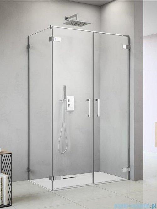 Radaway Arta Dwd+s kabina 95 (55L+40R) x70cm prawa szkło przejrzyste ShowerGuard