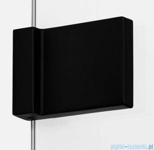 New Trendy Avexa Black kabina prostokątna 100x120x200 cm przejrzyste lewa EXK-1594