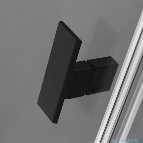 Radaway Nes Black Kdj I Factory kabina 80x75cm prawa uchwyt
