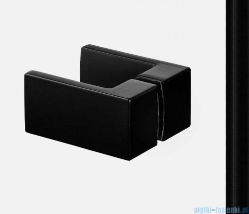 New Trendy Avexa Black kabina kwadratowa 120x120x200 cm przejrzyste EXK-1623