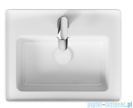 Cersanit Crea umywalka 50x40 cm meblowa biała K114-005