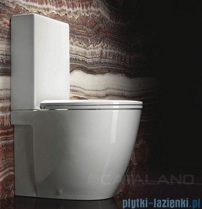 Catalano Velis Wc 62 miska WC kompakt 62x37cm biały 1MPVL00