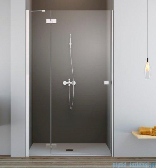 Radaway Essenza New Dwj drzwi wnękowe 100cm lewe szkło przejrzyste