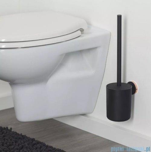 Tiger Urban Szczotka WC wisząca czarna 13173.3.07.46
