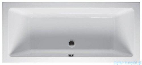 Riho Lusso wanna prostokątna 190x80cm nogi+syfon BA59/01U/AMC55