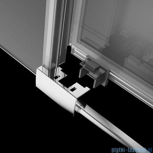Radaway Idea Kdd kabina 80x80cm szkło przejrzyste + brodzik Doros C + syfon