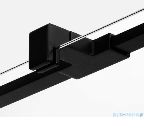 New Trendy Avexa Black kabina prostokątna 120x80x200 cm przejrzyste prawa EXK-1599