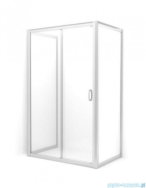 Radaway Premium Plus DWJ+2S kabina przyścienna 75x120x75cm szkło przejrzyste